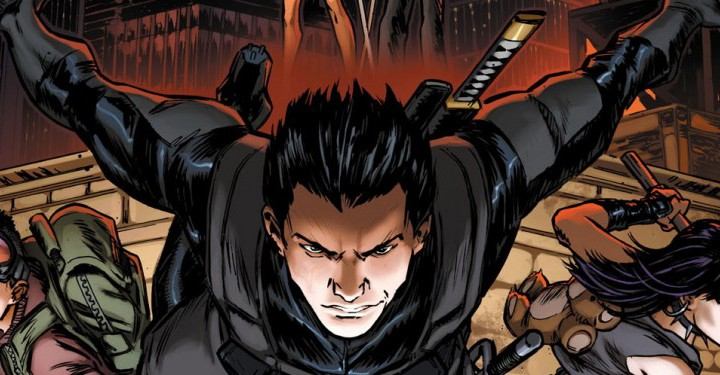 Advanced Reviews for Legend of the Shadow Clan #1!