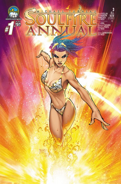 Soulfire Annual 2014